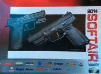 CATALOGUE AIRSOFT 2014 DE CYBERGUN PETIT FORMAT
