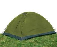 "TENTE "" IGLOO STANDARD "" ETANCHE 2 PLACES VERT OLIVE"