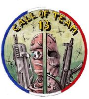 ASSOCIATION CALL OF TEAM 13